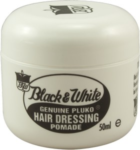 Buy Black Amp White White Pluko Wax At Hair Supermarket