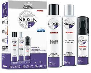 Buy Nioxin System Kit 6 Medium To Coarse Noticeably
